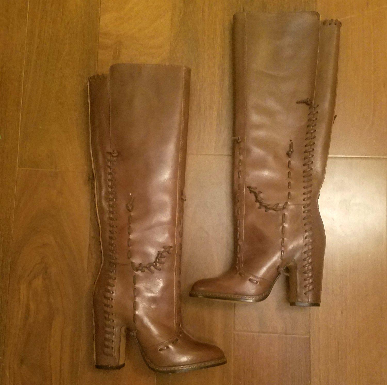 Maison Martin Margiela NEW $1895 knee boots