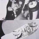 1987 Tracker Skateboards Dan Wilkes GSD '80s Print Ad