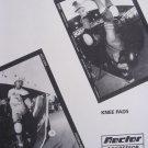 1987 NEIL BLENDER-MONTY NOLDER-Rector Skateboard Pad Ad