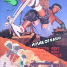 1989 House of Kasai Lester Jon Jon Skateboard Print Ad