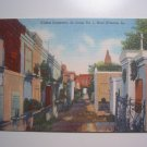 Oldest Cemetery St Louis No 1 New Orleans Vtg Postcard