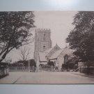 1914 Burnham Church St Andrews Vintage Antique Postcard