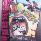Vintage 1989 Dr Bone Savers Jimi Scott Skateboard Ad 89