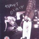 Tracker Asphalt Black Skateboard Trucks '80s Print Ad