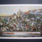 Westward Ho Emmanuel Leutze Painting Vintage Postcard