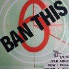 1990 Powell Peralta BAN THIS #Skateboard Movie Print Ad