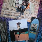 1988 DAN BROWN Vintage Kryptonics '80s #Skateboard Ad