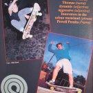 POWELL PERALTA Eric Sanderson Chet Thomas Skateboard Ad
