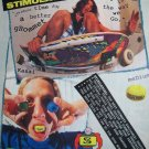 1990 TONY HAWK LESTER KASAI Tracker Vtg #Skateboard Ad