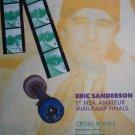 POWELL PERALTA Eric Sanderson 90s #Skateboard Wheels Ad