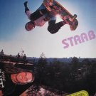 1988 KEVIN STAAB Tracker Trucks Vintage #Skateboard Ad