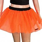 Neon Uv Orange Tutu Skirt Petticoat Multi Layers Fancy Costumes Dress Dance Party Free Shipping