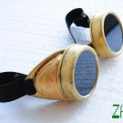 Steampunk Cyber Goggles Glasses Cosplay Anime Rave Larp 29