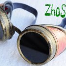 Steampunk Cyber Goggles Glasses Cosplay Anime Rave Larp 31
