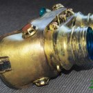Steampunk Cyber Goggles Glasses Cosplay Anime Larp Rave 90