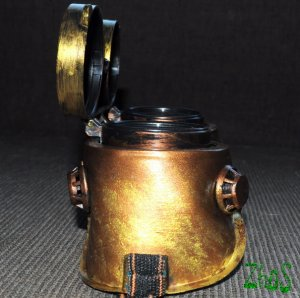 Steampunk Cosplay Anime Cyber Goggles 150