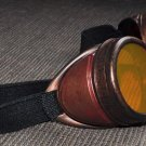 Steampunk Cyber Goggles Glasses Cosplay Anime Larp Rave 197or