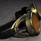 Steampunk Cyber Goggles Glasses Cosplay Anime Larp Rave 204