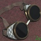 Steampunk Cyber Goggles Glasses Cosplay Anime Rave 12