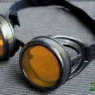 Steampunk Cyber Goggles Glasses Cosplay Anime Larp Rave 210or