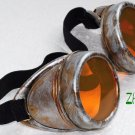 Steampunk Cyber Goggles Glasses Cosplay Anime Larp Rave 196or