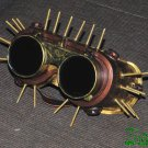 Steampunk Goggles Glasses Cyber post Apocalypse mad professor