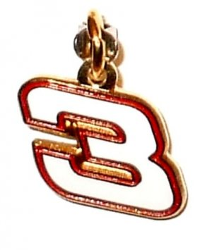 Auto Racing Jewelry on Charm  3 Dale Earnhardt Sr Nascar Auto Racing Jewelry