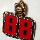 CHARM #88 DALE EARNHARDT NASCAR SPRINT CUP AUTO RACING JEWELRY FOOTBALL SPORTS