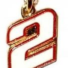 CHARM #2 NASCAR SPRINT CUP NATIONWIDE AUTO RACING RACE JEWELRY
