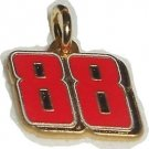 CHARM #88 DALE EARNHARDT JR NASCAR SPRINT CUP NATIONWIDE AUTO RACING JEWELRY