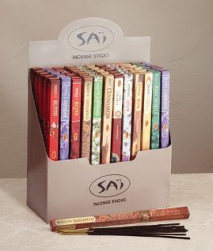 Deluxe Incense Display