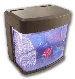 USB Mini Desktop Aquarium