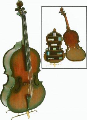 Double Bass CD Holder