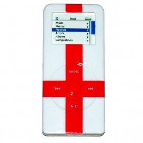 iPod Nano c'mon England iJacket Protective Cover