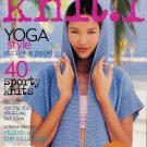 VOGUEknitting Knit.1 Spring 2007 THE YOGA ISSUE SPORTY TOPS+GEAR Knitting Patterns