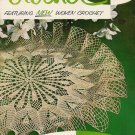 Vintage 50s DOILIES PINEAPPLE 23rd PSALM Crochet Patterns