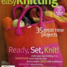 Easy Knitting Plus Crochet Sweaters Wraps Socks Felting Patterns