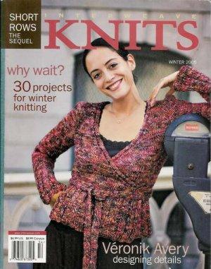 INTERWEAVE KNITS Winter 2005 Swing Jacket Sweaters