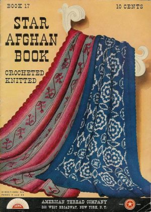 American School of Needlework - Crochet Patterns