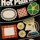 Vintage 50s HOT PLATE MATS TOBY JUG Crochet Patterns