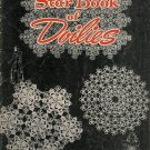 Crochet Tatting Patterns Star Book Doilies Medallion Wedding Lace 1940s