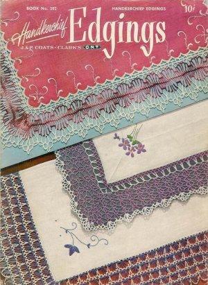 Crochet Handkerchief Lace | Crochet Guild