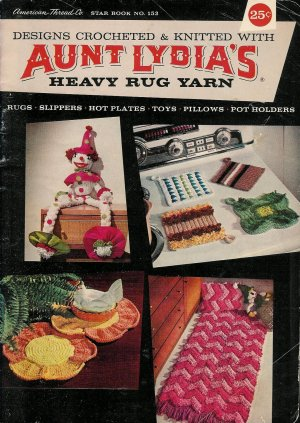 Slippers Pattern | Medium Size | Free Vintage Crochet Patterns