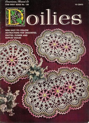 KNITTING PATTERNS FOR DOILIES 1000 Free Patterns