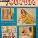 Vintage 1971 McCall's Needlework & Crafts Boho Maxi Dresses Pants Suits