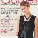 Defining Crochet! Lace Dress Kitty Bed Flowers 20 Patterns