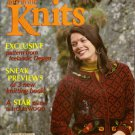 INTERWEAVE KNITS Fall 1999 Folk Sweaters Aran Duffle Coat Irish Shawl Ute Socks