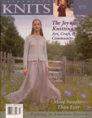 NaturallyCaron.com :: Xian Knit Kimono Jacket