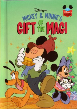 Mickey & Minnie's Gift of the Magi-Disney's Wonderful World of Reading