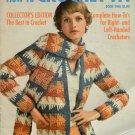 Vtg 70s McCall's How to Crochet It Irish Rose Hat Bikini Beach Set Patterns